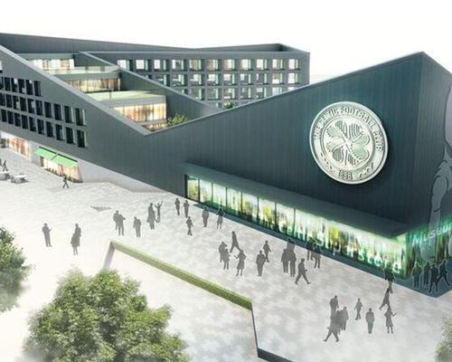 Celtic football club's £18m museum and hotel plan given green light