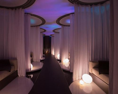 The Katara Beach Club will include separate male and female floors with gender-separated entrances