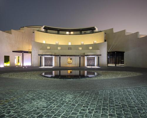 Katara Beach Club has been designed by StudioHBA, Dubai