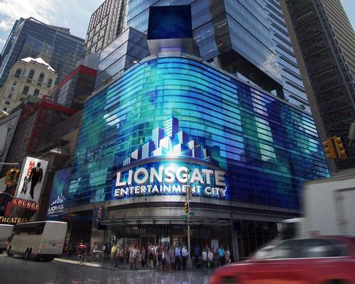 Lionsgate and Parques Reunidos plan Times Square attraction