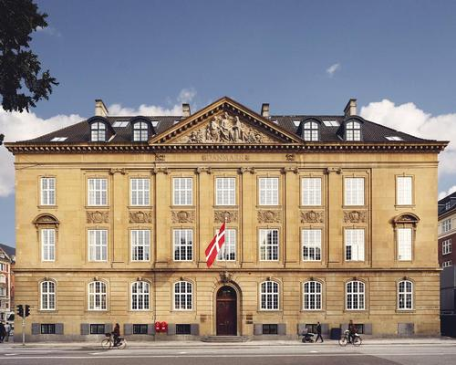 Designer Gert Wingårdh transforms Royal Danish music hall into grand Nobis hotel
