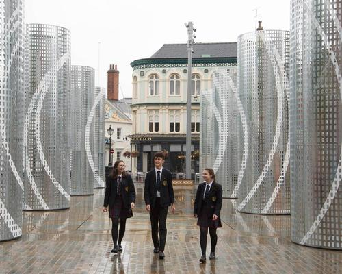 A Hall for Hull is intended to bring new life to Trinity Square / Anna Gowthorpe