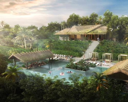 The Bangkok studio of global architects and masterplanners Chapman Taylor are creating a 1 million sq m masterplan for the Mui Dinh Eco-Resort