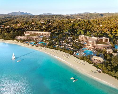 Ikos opens third Greek resort on island of Corfu