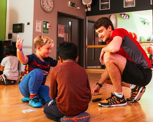 Everyone Active partners with iDEA to improve child fitness