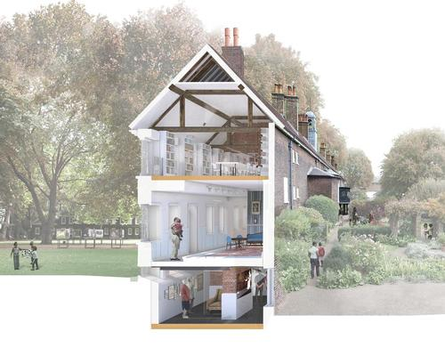 Geffrye Museum closing January for two-year redevelopment