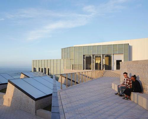 The new Tate St Ives opens on 14 October 2017 / © Hufton+Crow