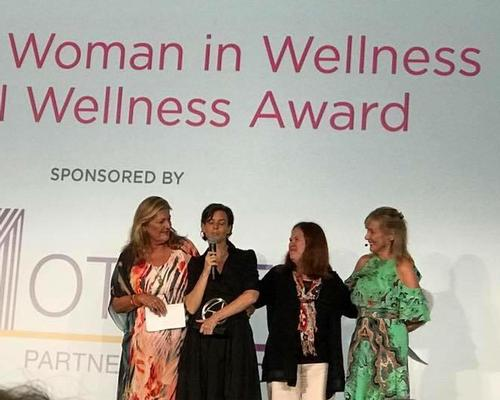 Nygren, Jacobs, Bach, Moorefield, Schwartzberg honoured at Global Wellness Summit