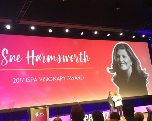 Harmsworth receives ISPA Visionary Award