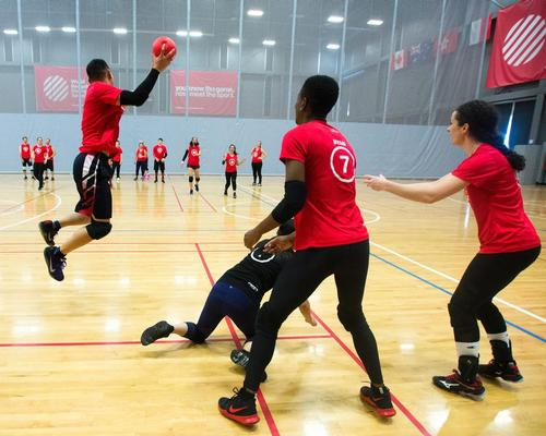 Dodgeball, table football and armwrestling begin journey to Olympic status