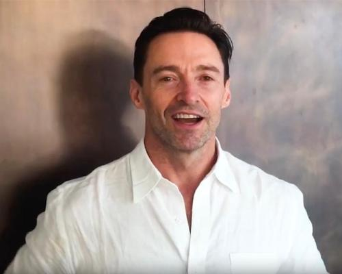 Watch: Hugh Jackman backs Les Mills and UNICEF Workout for Water event with video message