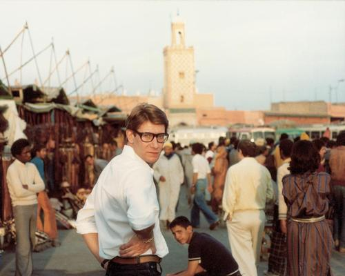 Saint Laurent was known for his love of Marrakech and was a regular visitor from 1966 until his death in 2008 / Reginald Gray