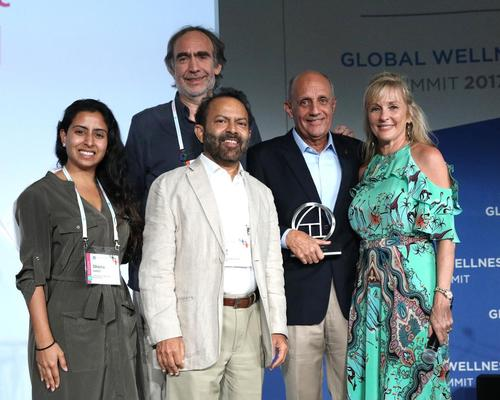 Dr Richard Carmona receives GWS Social Impact Award