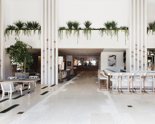 The 178-room Dream Hollywood Hotel is located on the city's Selma Avenue, close to the Hollywood Walk of Fame and in the shadow of the Hollywood Hills / Emily Andrews