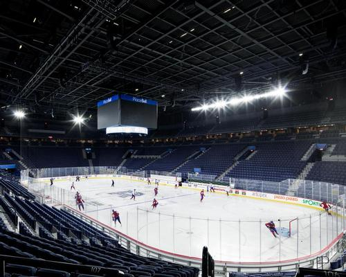 Quebec ice hockey and entertainment arena to deliver 'unrivalled spectator experience'