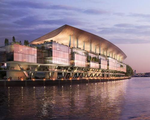Fulham FC reveals design for proposed Riverside Stand development