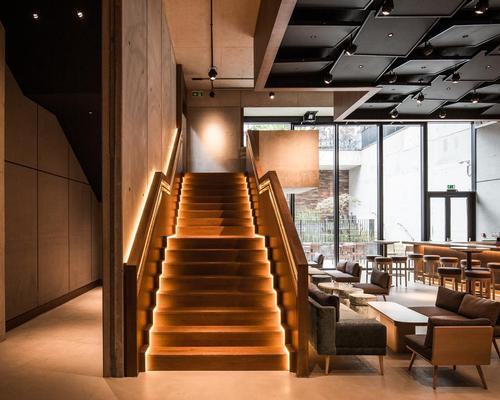 A Nobu restaurant features within the hotel / Claire Menary