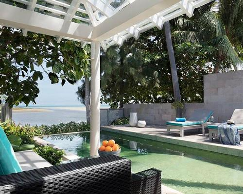 The new resort will house a total of 33 pool villas and a large AVANISpa