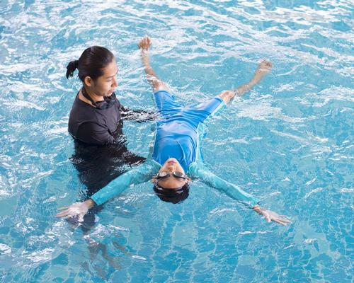 The new swimming teacher training framework will be rolled out across 141 GLL pools from January / Shutterstock