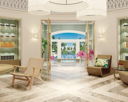 One&Only Le Saint Géran to open reimagined spa in December