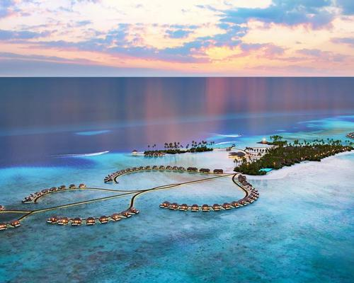 Carlson Rezidor to enter Maldives with wellness resort in 2019
