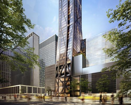 Public facilities will include three MoMA gallery levels on floors 2, 4 and 5, which will directly connect 53W53 with its illustrious neighbour / VUW Studio