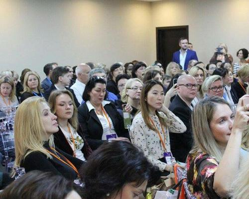 The congress presents a wide variety of speakers and topics for the Russian and Russian-speaking spa world
