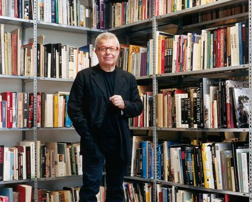 The interview with Daniel Libeskind features in CLADmag's 2017 Q4 issue / Stefan Ruiz