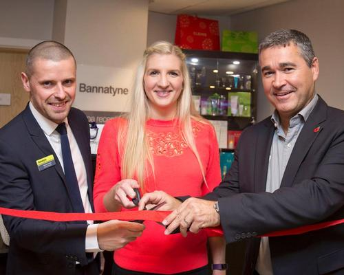 The spa was opened by Olympic champion Becky Adlington, who will deliver her SwimStars programme at the Mansfield club