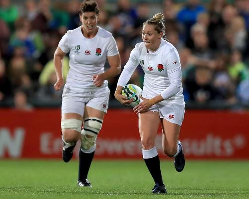 RFU launches £10m action plan to engage 100,000 more women and girls in rugby