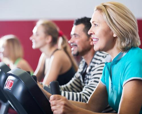 The researchers examined the effects of aerobic exercise, including stationary cycling / Shutterstock