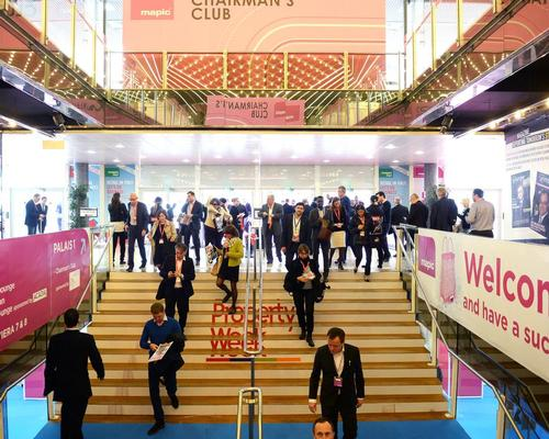 Around 8,500 international participants from 80 countries are expected to attend the annual show at the Palais des Festivals over the next three days / MAPIC