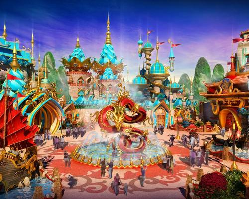 Evergrande Group firms up shift to attractions sector with more fairytale theme parks in China