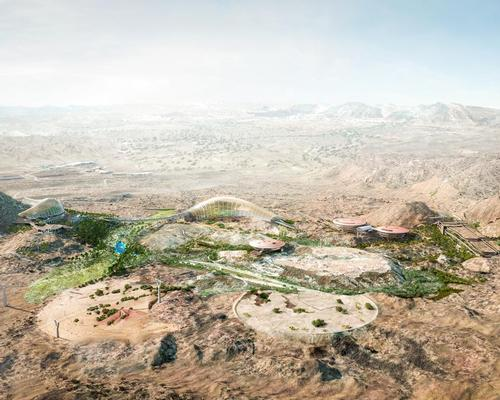 Duo of biomes planned at centre of Oman Botanic Garden