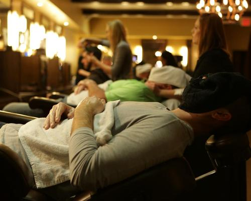 Male-only day spa and salon to open first franchised site