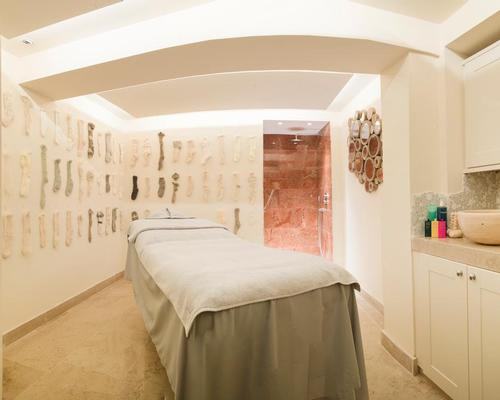 Artistic spa opens beneath one of Bath's grandest streets