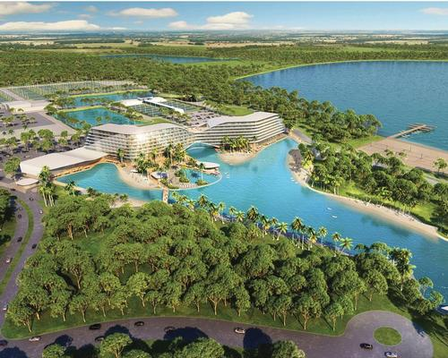 The resort has been inspired by Lake Nona's mission statement