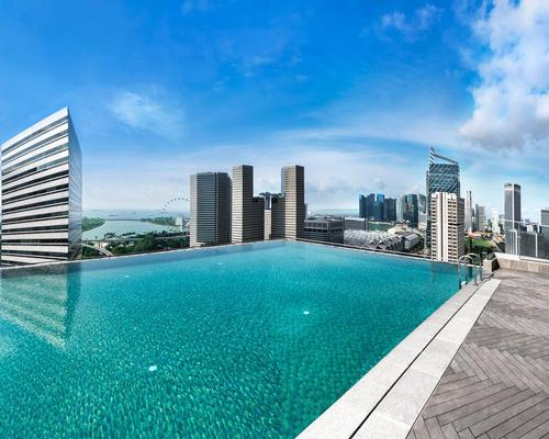 The hotel marks the seventeenth property for the brand, which is owned by Hyatt / Andaz