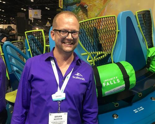 SeaWorld's Brian Morrow reveals design theory behind 'Experiences That Matter'