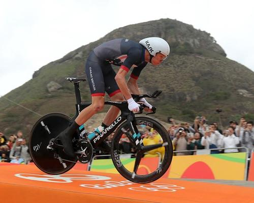 Road cycling is worth £2.3bn to the UK, with participation increasing following the success of Great Britain's Chris Froome at the Rio Olympics /  David Davies/PA Archive/PA Images