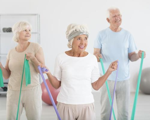 Researchers concluded that elderly people who were even moderately inactive had reduced risk of cardiovascular events compared to those who were completely inactive / Shutterstock