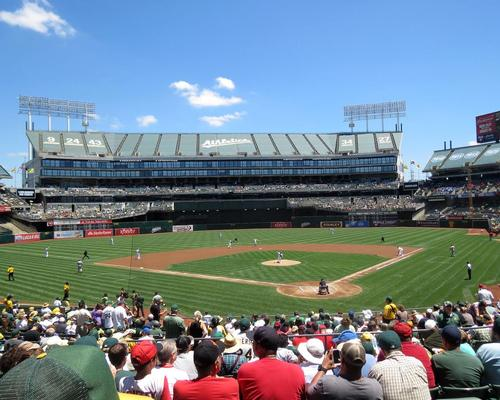 The ground will replace the Oakland Coliseum, the home of the A's have long shared with National Football League franchise the Oakland Raiders / Wiki Commons