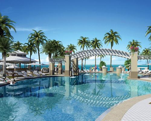 WTS International has designed the 6,000sq ft (557sq m) Ocean Spa at the Marriott Autograph Playa Largo Resort and Spa in Florida