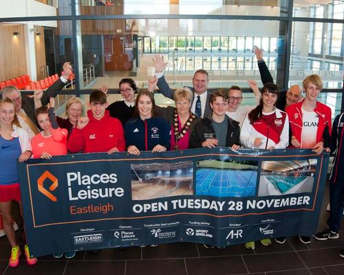 Places for People reveals strategy behind leisure centre naming rights deal