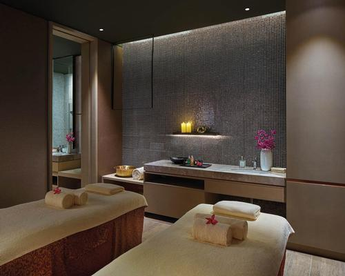 The hotel includes a 3,000sq m NX Fitness and Spa with a focus on wellness