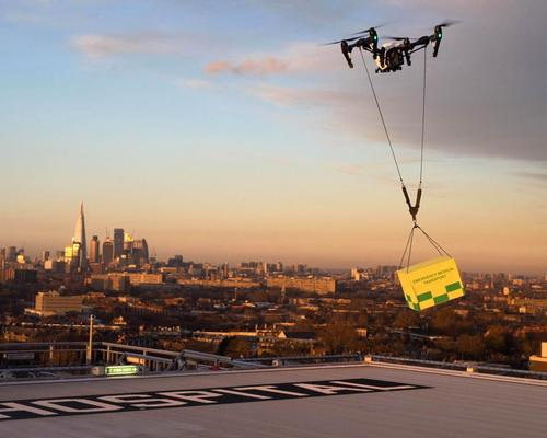 Safety tests on the way for drone operators in Britain
