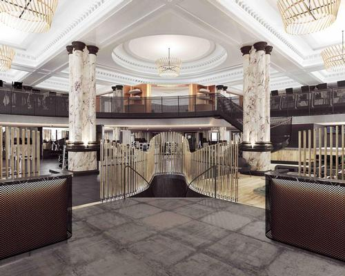 Equinox to open luxury health club in converted London bank