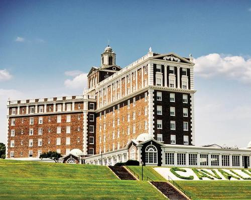 Iconic 1927 Virginia hotel to reopen with 6,200sq ft spa