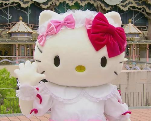 Hello Kitty, Sanrio's most popular IP, will now support UNWTO with its advocacy effort