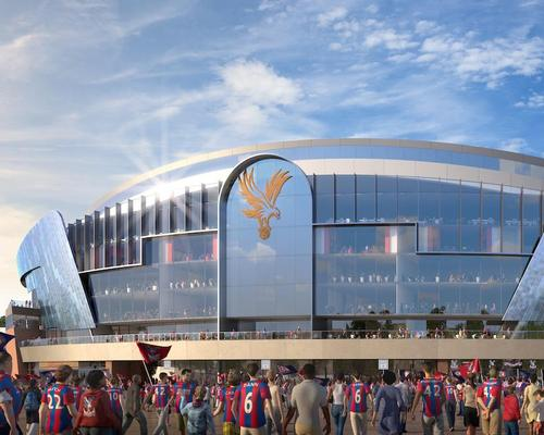 New stadium revealed: Crystal Palace inspired by past while preparing Selhurst Park for future